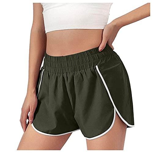 N\P Pantalones de mujer Elasti Waist Pokets Runng, C, M