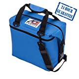 AO Coolers Original Soft Cooler with High-Density Insulation, Royal Blue, 36-Can