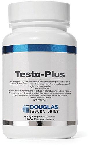 Douglas Laboratoires - Testo-Plus (anciennement Testo-Gain) - Aide à soutenir la fonction cognitive - 120 gélules végétariennes
