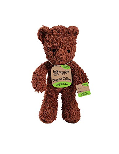 Spunky Pup Organic Cotton Bear - Small