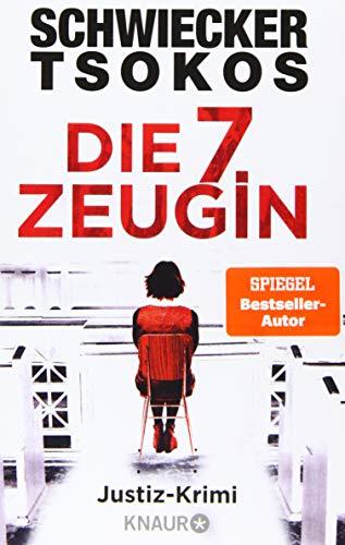 Buchseite und Rezensionen zu 'Die siebte Zeugin: Justiz-Krimi ' von Florian Schwiecker