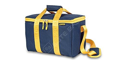 Botiquín de primeros auxilios MULTY'S | Elite Bags | Color: azul y amarillo | Maletín multiusos | 34 x 21 x 20 cm