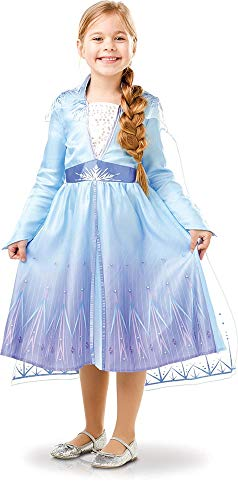 Disney Frozen 2 Classic Costume Elsa Travel M Multicolore