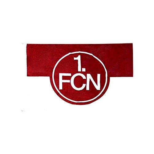 1. FC Nürnberg FCN Hissfahne Fahne Flagge 250x150 cm rot-weiß Lizenzprodukt