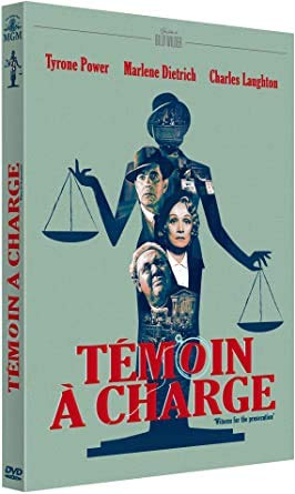 Zeugin der Anklage / Witness for the Prosecution (1957) ( ) [ Französische Import ]