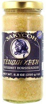 Zakuson Gourmet Horseradish ( 8.8 oz / 250 g )