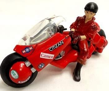 AKIRA ハイクオリティフィギュアシリーズ 2nd 金田とバイク(ver.2/彩色版) 単品 カプセルトイ