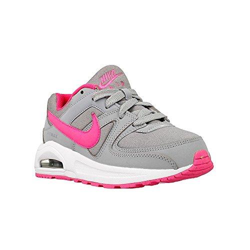 Nike Mädchen Air Max Command Flex (PS) Laufschuhe, 31 1/2 EU