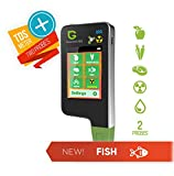 6 in 1 Greentest Eco 5 + Fish Geiger Counter Nitrate Tester Fruit