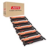 JOTO CLT406S CLTP406C Compatibile per Samsung CLT-406S CLT-P406C Toner, per Samsung CLP-365W CLP-360 CLX-3305 CLP-365 CLP-3305FN CLX-3300 CLX-3305FW SL-C410 SL-C460FW CLX-3302 SL-C460W Stampante