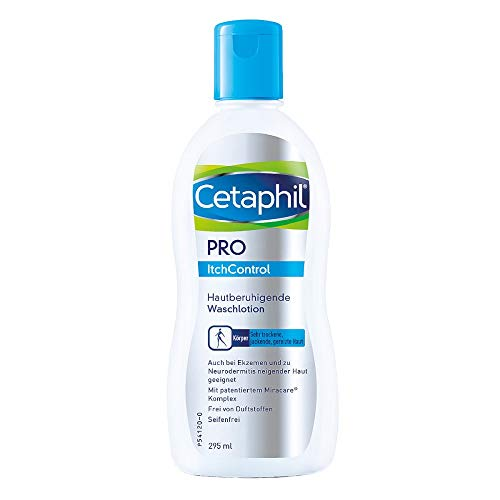 Cetaphil Pro Itch Control Waschlotion, 295 ml Lotion