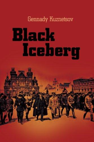 Couverture du livre Black Iceberg (English Edition)