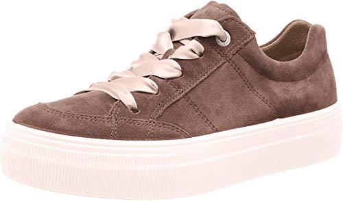 Legero Damen Lima Sneaker, Beige (Bisonte 49 49), 40 EU