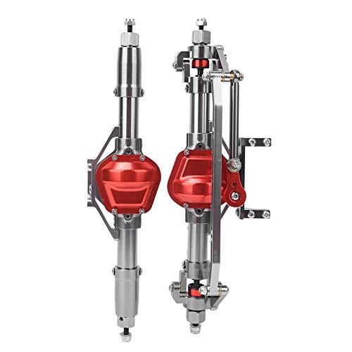 Tbest Eje Delantero RC, Escala 1:10 Aleación de Aluminio RC