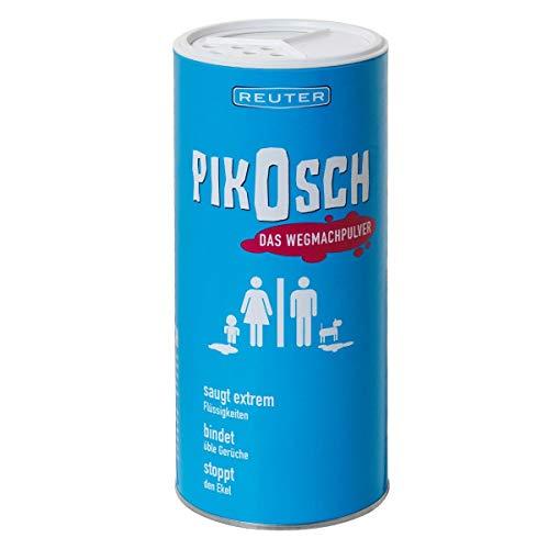 PIKOSCH Das Wegmachpulver Dose Reinigungspulver, blau, 375 g
