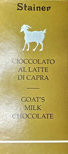 Andrea Stainer Tavoletta Di Cioccolato Al Latte Di Capra - 50 g