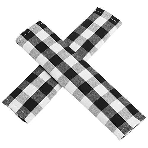 Cubiertas para manijas de frigorífico, Cubiertas para manijas de Horno microondas 2 Piezas de Cubiertas para manijas de Puerta para el hogar(Small)