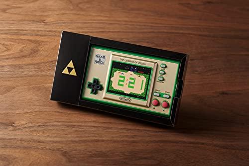 41TEbSYD3iS. SL500  - Nintendo Game & Watch: The Legend of Zelda - Not Machine Specific