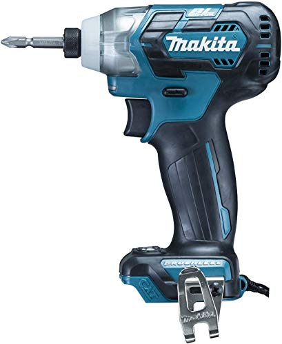 Makita TD111DZ Brushless Impact Driver, 10.8 V, Blue, Set of 2 Pieces