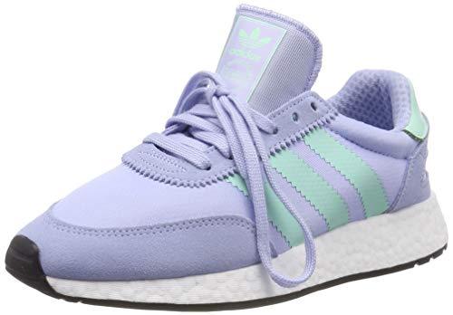 adidas Damen I-5923 Gymnastikschuhe Violett (Periwinkle/Clear Mint/Core Black), 42 2/3 EU