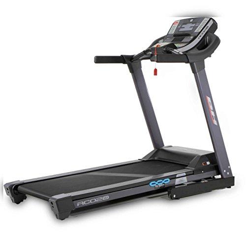 BH Fitness - Rc02W Dual Cinta de Correr, Gris, Talla Única