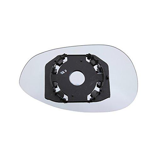 TarosTrade 57-0202-L-46137 Vetro Specchietto Retrovisore Lato Sinistro