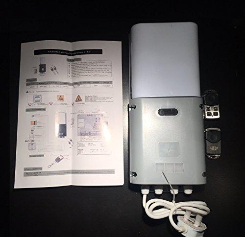 Neco 2 mandos a distancia MK1 sistema de control remoto para persianas//puertas De Garaje