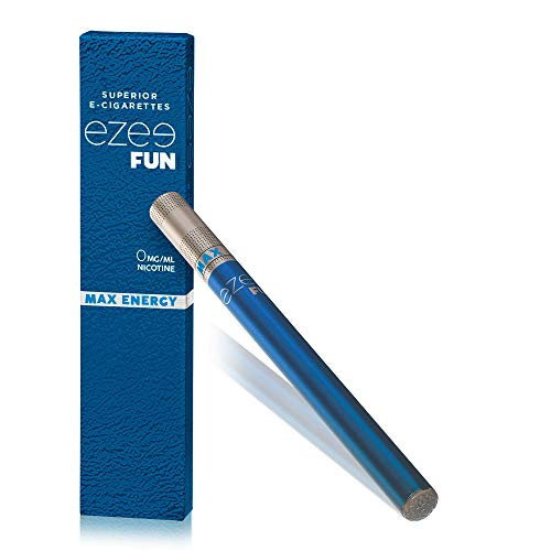 Ezee Fun Einweg E Zigarette Energy Drink Geschmack E-Liquid Nikotinfrei Elektronische Verdampfer 285mAh Akku Weiche Spitze E Shisha 1 Stück