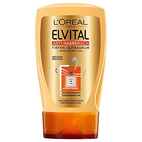 L'Oréal Paris Elvital Anti-Haarbruch Sofort-Aufbaukur, 125ml