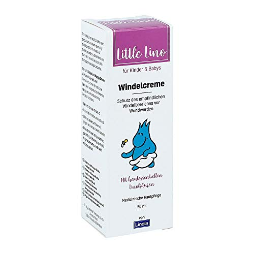 Little Lino Windelcreme, 50 ml Creme