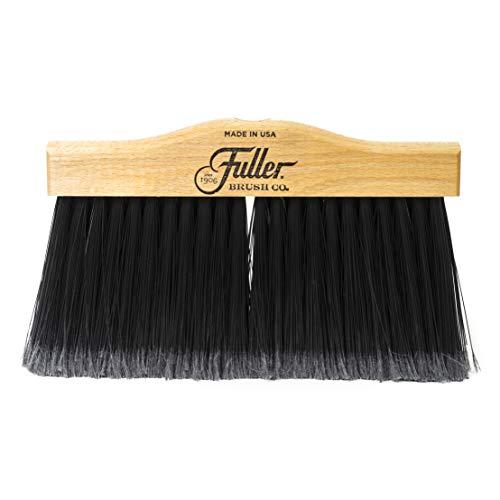 Fuller Brush Indoor/Outdoor Broom Head - 10-inch Wide