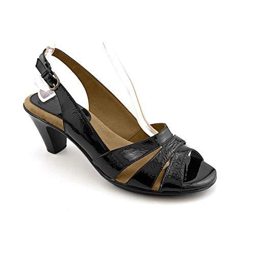Comfortiva Women's Neima-Soft Spots, Black Patent, 5.5 M US