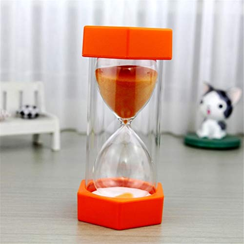 Kids Hourglass Timer Sand Clocks Timer Sand Glasses Best Gift for Children Games Classroom Home Office Kitchen Use