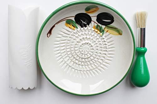JOSKO Produkte 2730 Reibeteller Set, Keramik