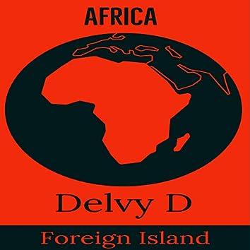 Foriegn Island Africa