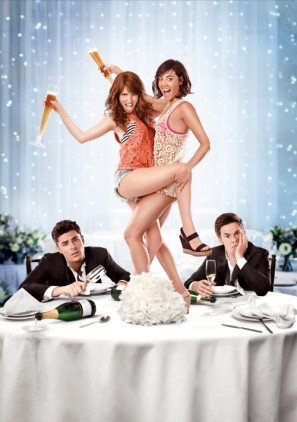 Mike and Dave Need Wedding Dates - Zac Efron - US Textless Imported Movie Wall Poster Print - 30CM X 43CM