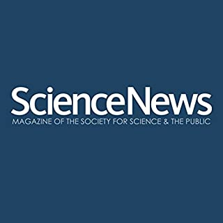 Science News, 1-Month Subscription audiobook cover art