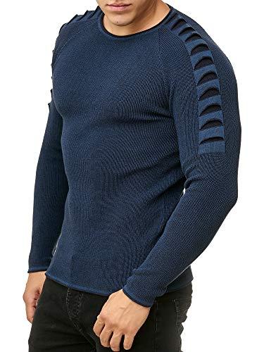 Red Bridge gebreide trui voor heren, fijn gebreide trui