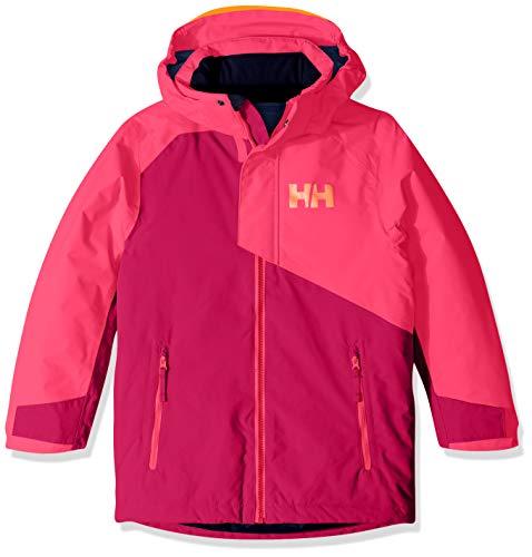 Helly Hansen Junior Cascade Jacket, 039 Festival Fuchsia, 14