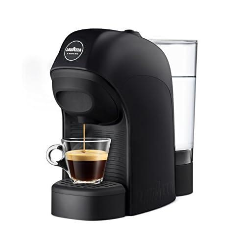 Lavazza 18000173 a Modo Mio Tiny Macchina caffè, 1450 W, 0.75 Litri, Nero