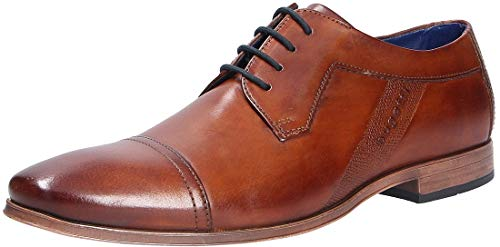 bugatti Shoes 312-42015-2100-6300 Größe 48 EU Braun (mittelbraun)