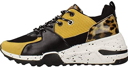 XTI 49595 Damen Sneaker Schwarz