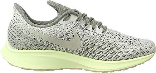 Nike Wmns Air Zoom Pegasus 35, Zapatillas de Running Mujer, Multicolor (Spruce Aura/Spruce Fog/Vintage Lichen 010), 36.5 EU