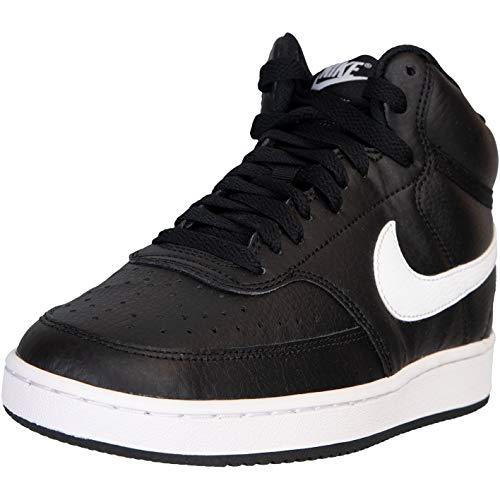 Preisvergleich Produktbild Nike Court Vision Mid Women Sneaker Schuhe (Black / White