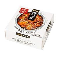 缶つま 有明産 赤貝どて煮風 山椒入りX5個