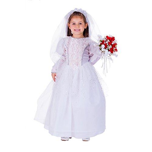 Dress Up America Petite fille chaJouetante