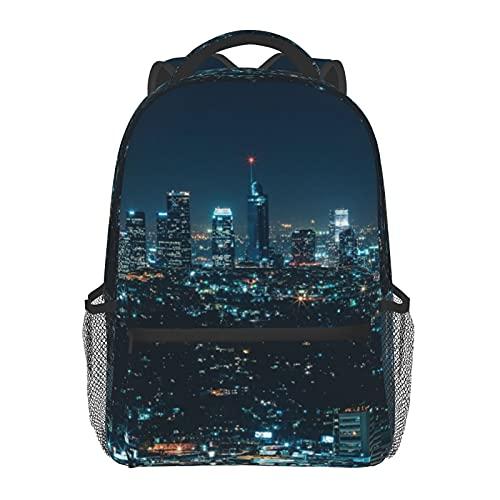 Blu-Eci-Ty - Mochila infantil para niños y niñas, mochila escolar para jardín de infantes preescolar