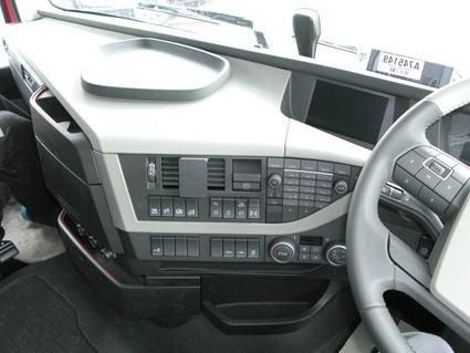 Brodit 654902 ProClip Halterung für Volvo FH/FM/NH Serie 13-14