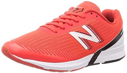 [ニューバランス] ランニングシューズ NB HANZO T M(旧モデル) N3(RED) 24 cm D