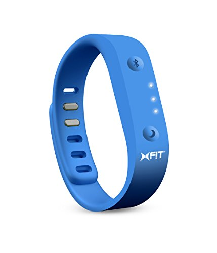 Xtreme Cables XFit Fitness Band for Smartphones - Blue